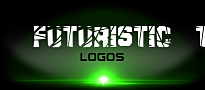 Futuristic Logos