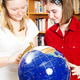 Library - Using Globe - PhotoDune Item for Sale