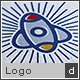 Retro Ship - Rocket Logo - GraphicRiver Item for Sale