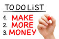 Make More Money To Do List - PhotoDune Item for Sale