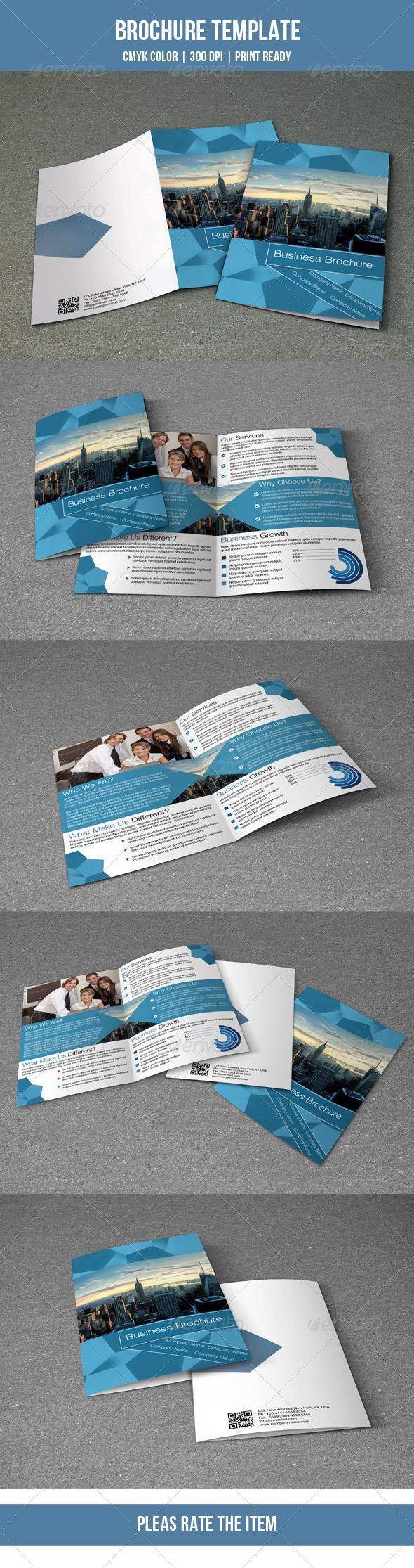 GraphicRiver Corporate Brochure Template-V73 8123582