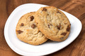 Milk chocolate macadamia, Chocolate chunk crispy cookies. - PhotoDune Item for Sale