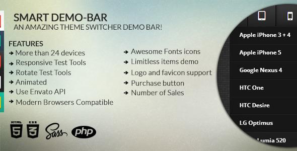 Smart Demo-bar