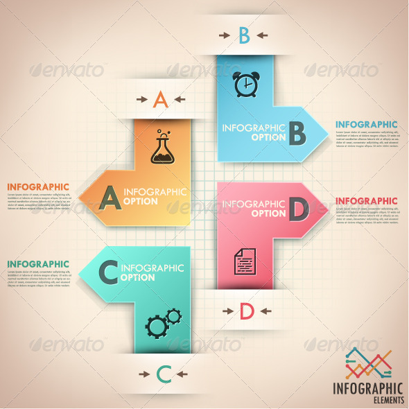 GraphicRiver Modern Infographic Options Template 8125284