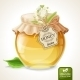 Linden Honey Jar - GraphicRiver Item for Sale