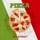 Italy Pizza Poster - GraphicRiver Item for Sale
