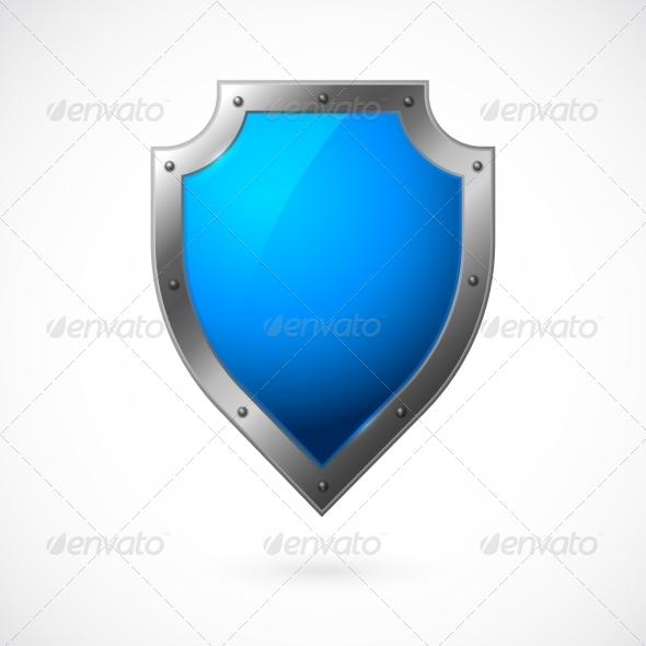 GraphicRiver Shield Icon 8127048