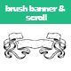 Scroll and Banner Brush - GraphicRiver Item for Sale