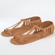 Sandals (shoes, footwear; uv-unwrapped) - 3DOcean Item for Sale
