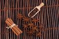 Anis on Dark Wood - PhotoDune Item for Sale