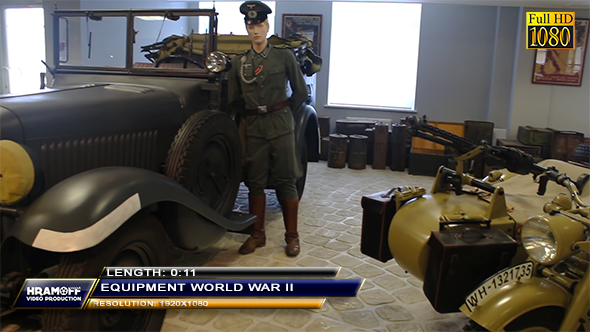 Equipment World War II