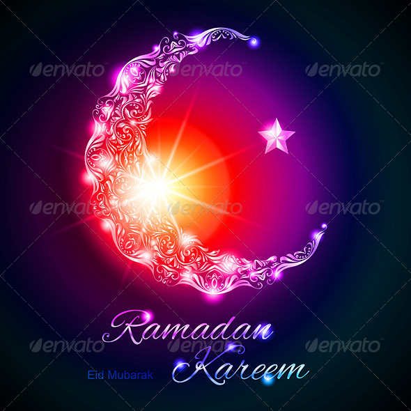GraphicRiver Ramadan Kareem Greeting Card 8128237