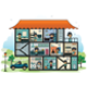 Various Rooms in the House - GraphicRiver Item for Sale