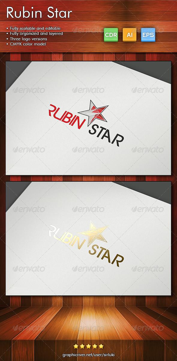 GraphicRiver Rubin Star 8128258