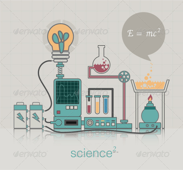 GraphicRiver Science 8128751