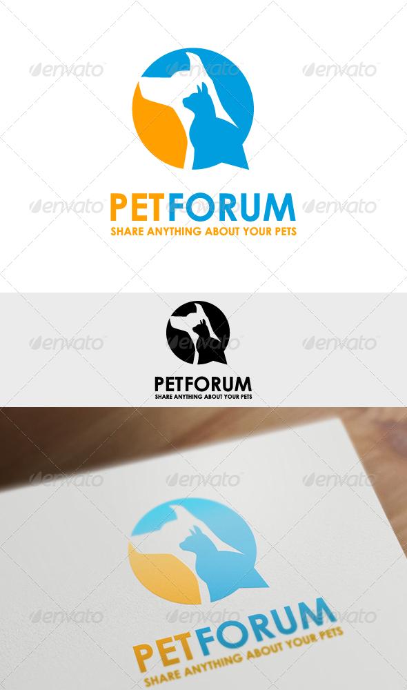 GraphicRiver Pet Forum 8130074
