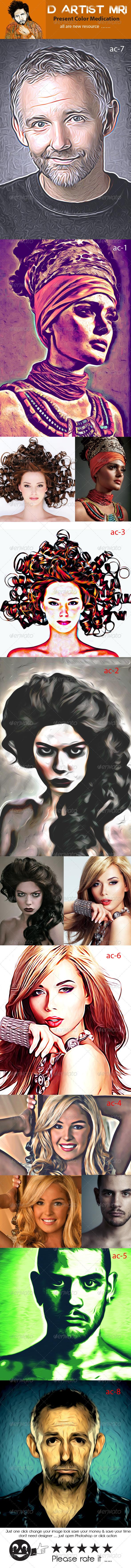 GraphicRiver Creative Oil Art New 8117105