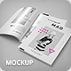 Magazine / Brochure Mock-up II - GraphicRiver Item for Sale