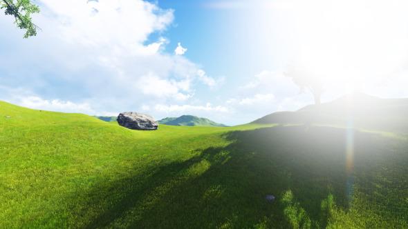 Fly Over Hills V3