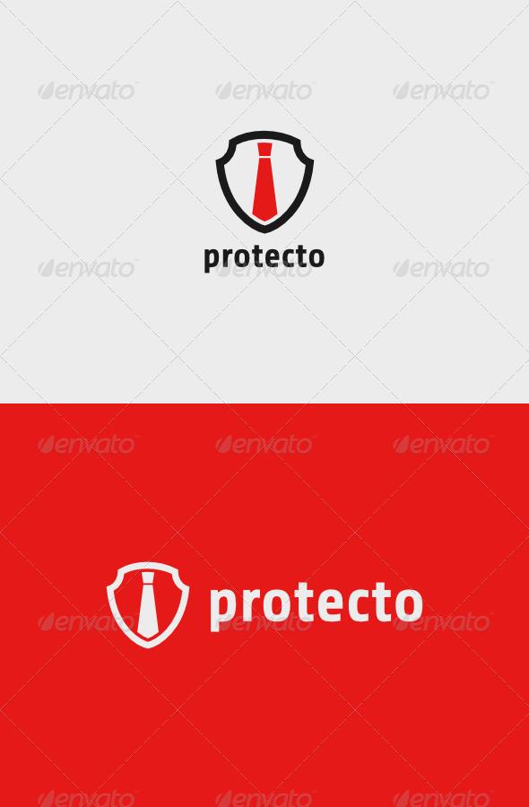 GraphicRiver Protecto Logo 8131354