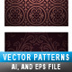 Seamless Patterns Set 01 - GraphicRiver Item for Sale