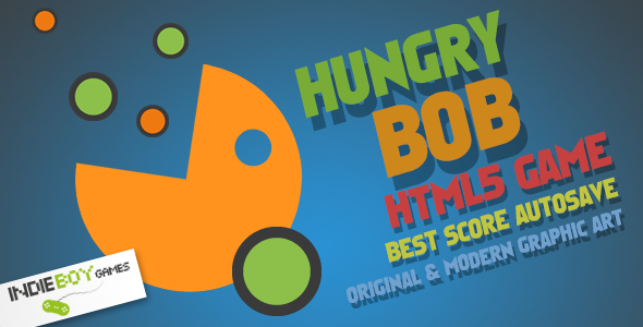 CodeCanyon Hungry Bob 8132016