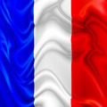 France waving silk Flag - PhotoDune Item for Sale