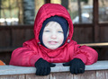 Portrait of a cute smiling child - PhotoDune Item for Sale