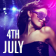4th July Timeline Cover - GraphicRiver Item for Sale