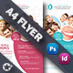 Dentist Flyer Templates - GraphicRiver Item for Sale