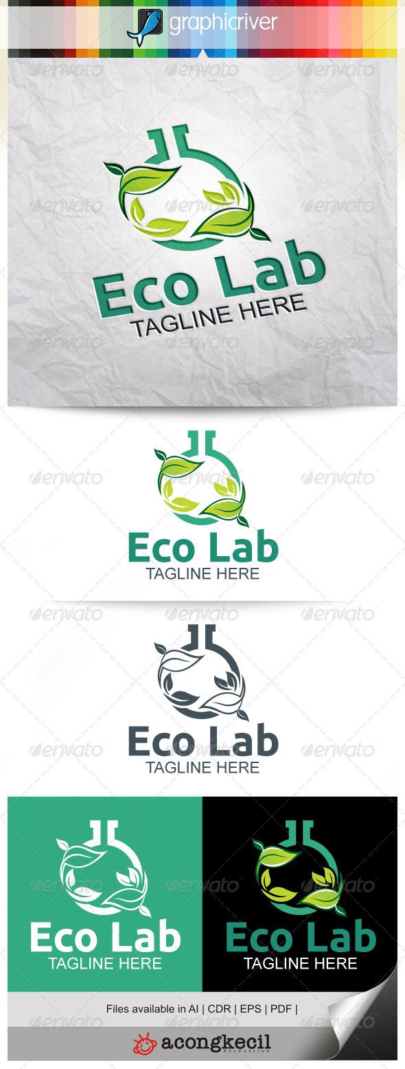 GraphicRiver Eco Lab V.3 8132725