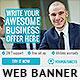 Corporate Web Banner Design Template 42 - GraphicRiver Item for Sale