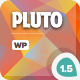 Pluto Clean Personal WordPress Masonry Blog Theme - ThemeForest Item for Sale