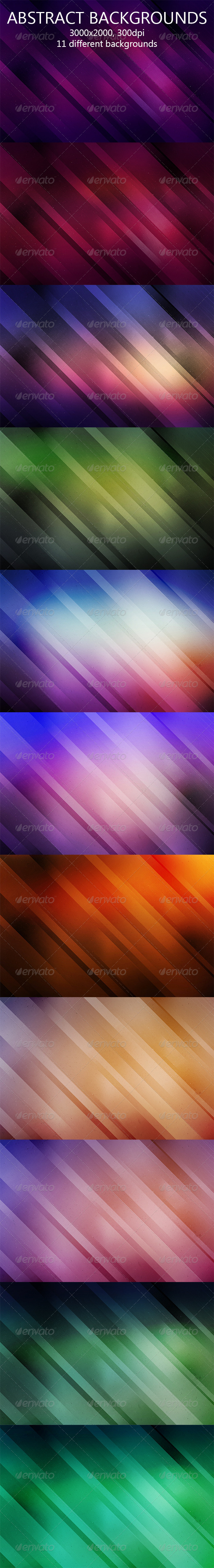 GraphicRiver Abstract Backgrounds 8081989