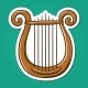 Lire Musical Instrument. - GraphicRiver Item for Sale
