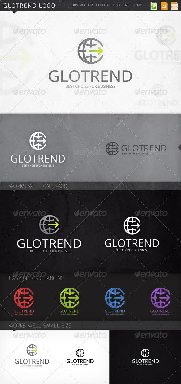 GraphicRiver Glotrend Logo 8134366
