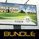 2 in 1 Golf Event Banners Bundle 01 - GraphicRiver Item for Sale
