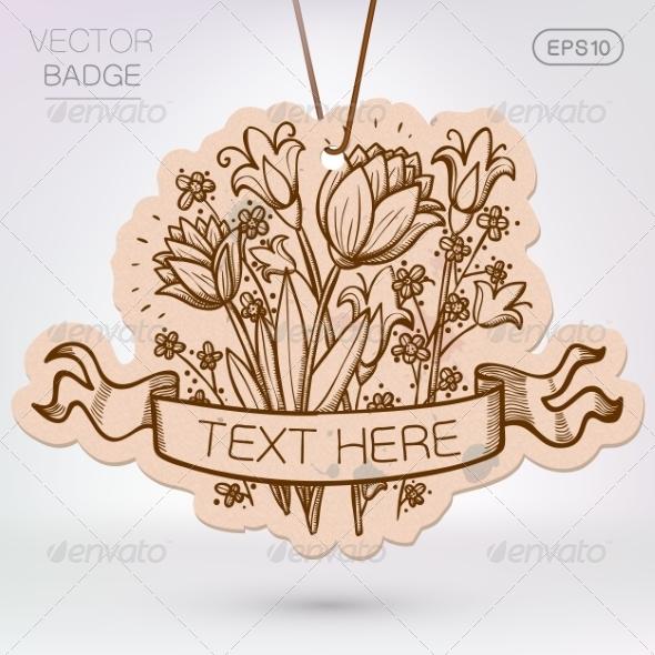 GraphicRiver Flowers Bouquet 8134466