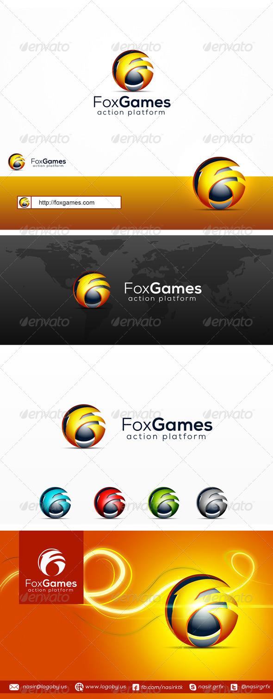 GraphicRiver Letter F Logo 8125230