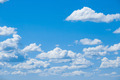 Blue sky with cloud closeup - PhotoDune Item for Sale