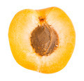 Ripe apricots on a white background - PhotoDune Item for Sale