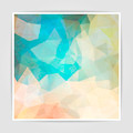 Abstract Pastel Triangle Polygonal background - PhotoDune Item for Sale