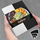 Clean Elegant Restaurant Menu 09 - GraphicRiver Item for Sale