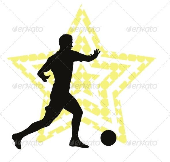 GraphicRiver Soccer Star 8135317