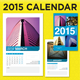 Desk 2015 Calendar - GraphicRiver Item for Sale