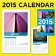 Desk 2015 Calendar - GraphicRiver Item for Sale