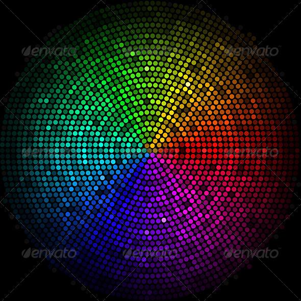 GraphicRiver Dots Digital Form 8135757