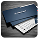 Clean Business Card Vol. 08 - GraphicRiver Item for Sale