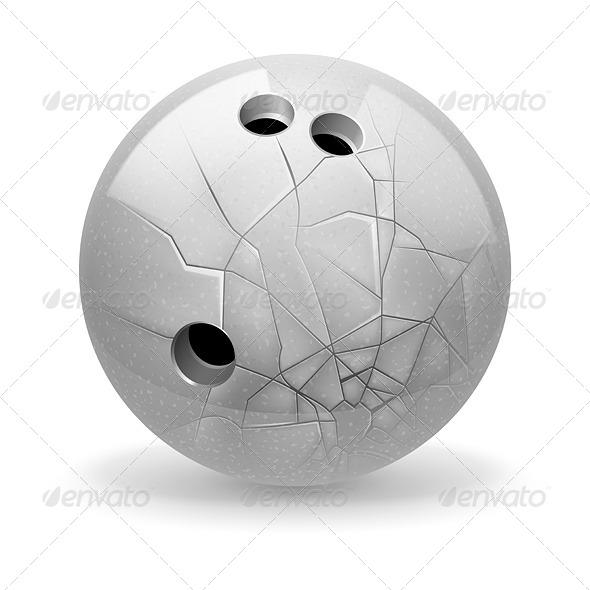 GraphicRiver Broken Ball 8136088