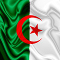 Algeria Waving Silk Flag - PhotoDune Item for Sale